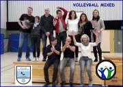 März 2016 - Volleyball Mixed - Vize Meister